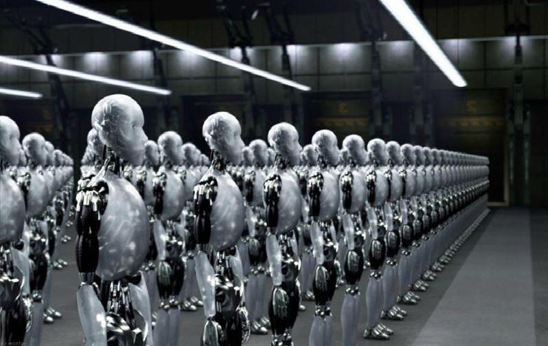 Енді сарбаздардың орнын роботтар басады