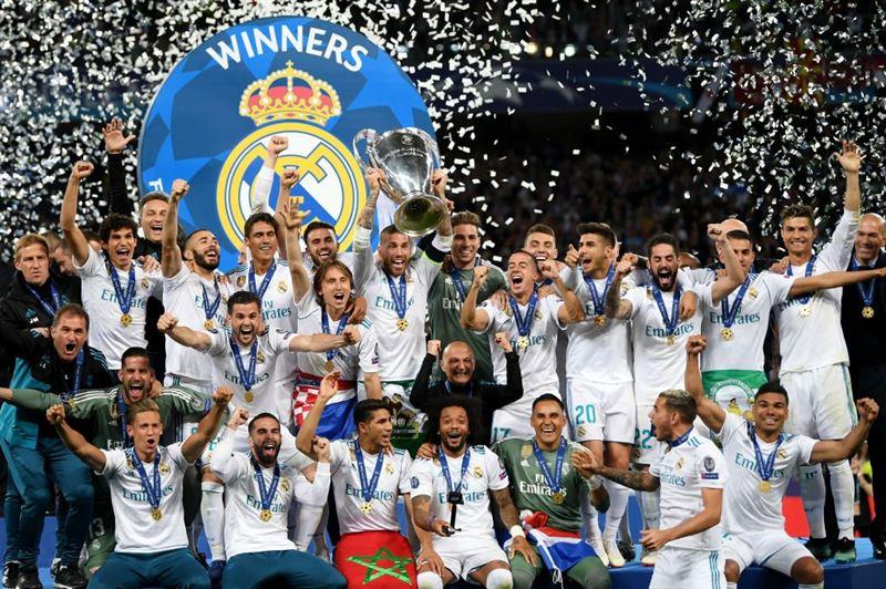 ФОТО: «Реал Мадрид» Чемпиондар лигасын үшінші рет жеңіп алды