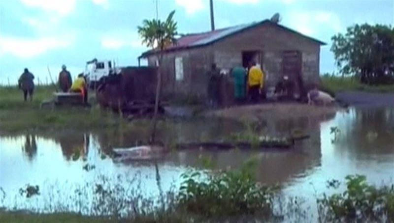 На Кубе из-за шторма «Альберто» эвакуированы более пяти тысяч человек