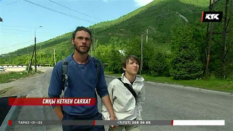 Шетел туристі Алматыда тап болған  қиындықтары  туралы айтты