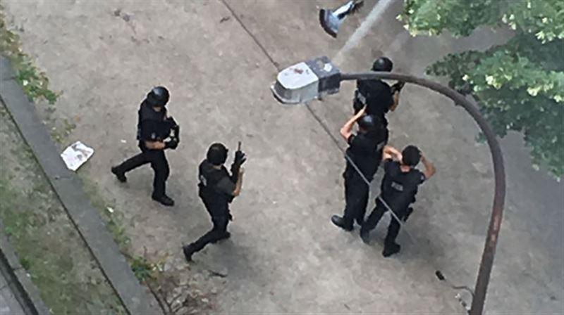 Видео с места перестрелки в Бельгии попало в Сеть