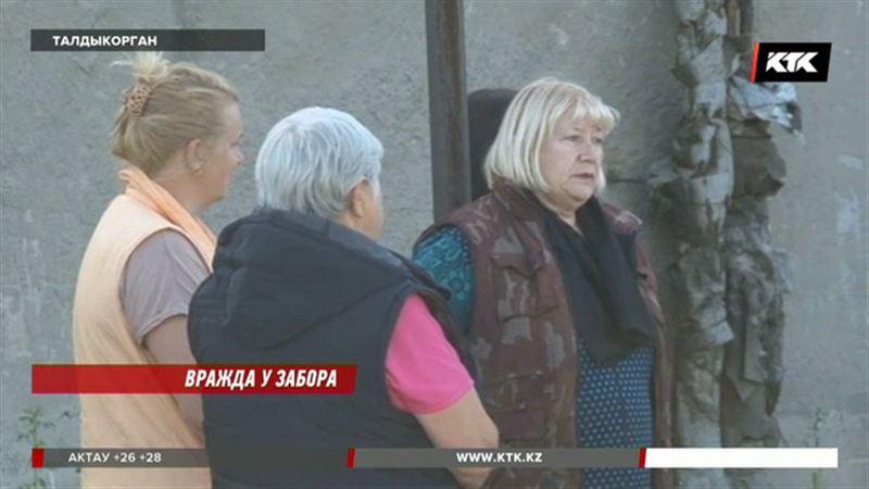 Потерявшую живность жительницу Талдыкоргана оштрафовали за нарушение тишины
