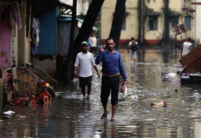 Почти 50 человек погибли в Индии в результате штормового ветра и ливней