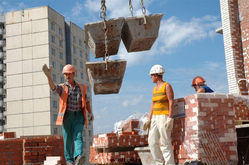 Петропавлда құрылысшы бетон араластырғышқа түсіп ажал құшты