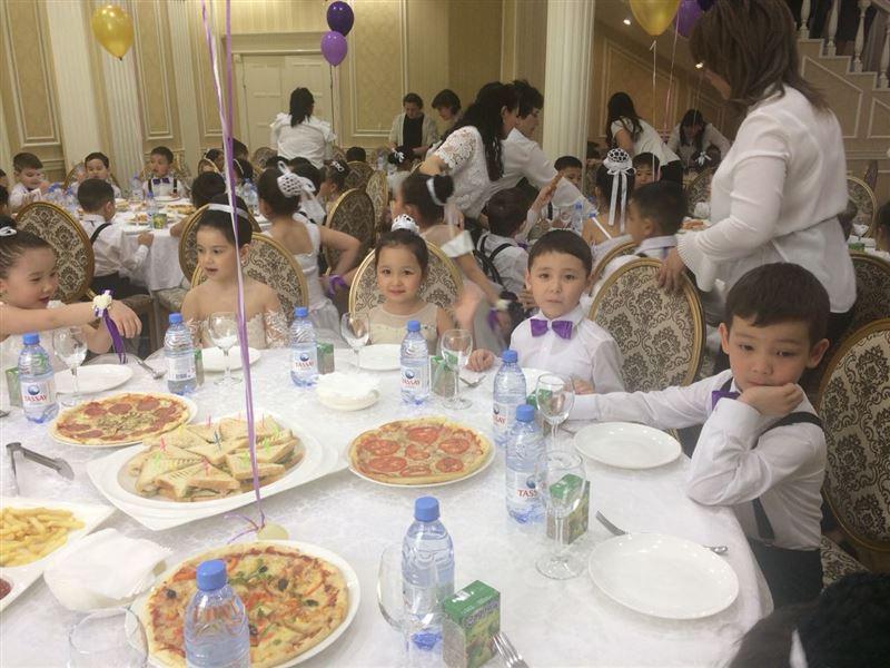 ВИДЕО: Астанада ерекше балдырғандар балы өткізілді (эксклюзив)