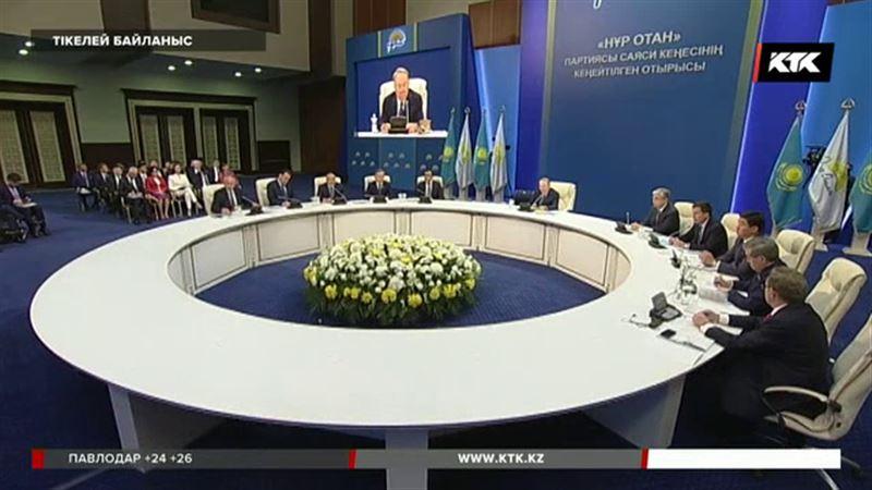 Назарбаев жер бөлуді жемқорлыққа айналдырған әкімдерге соңғы ескерту жасады