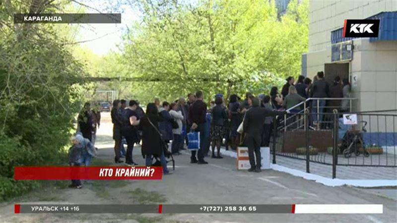 Карагандинских детей-инвалидов записывают на прием с 4 утра
