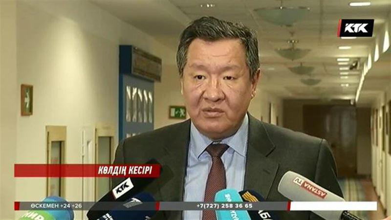 Энергетика министрлігі Жақсалиевтің қамауға алынуына қатысты мәлімдеме жасады