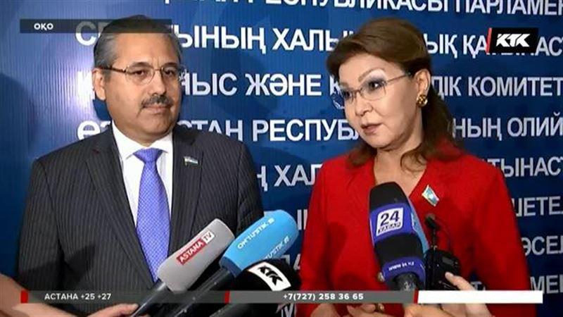 Дариға Назарбаева орталық азияға ортақ  виза енгізуді ұсынды