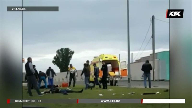 Жуткое ДТП унесло жизнь 20-летнего жителя Уральска