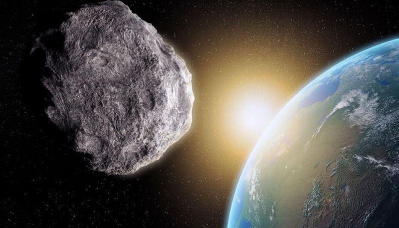 В NASA опубликовали видео взрыва астероида над Африкой