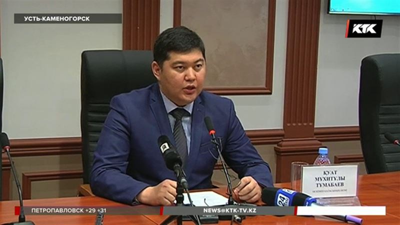 Аким Усть-Каменогорска неожиданно ушел в отпуск, чтобы его не критиковали до суда