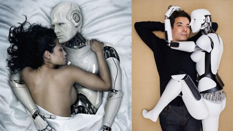 Секс-роботы не будут полезны для здоровья, считают медики