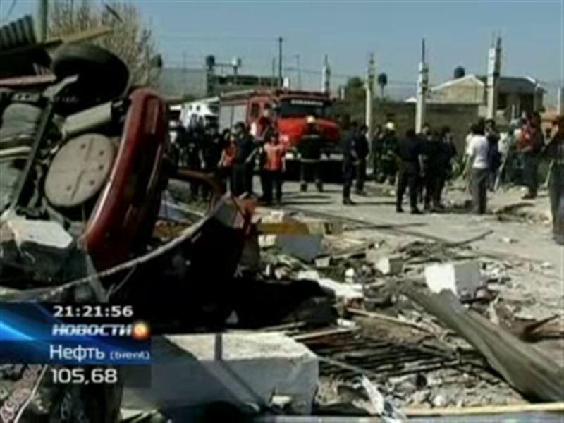 В Буэнос-Айресе сегодня ночью прогремел мощный взрыв