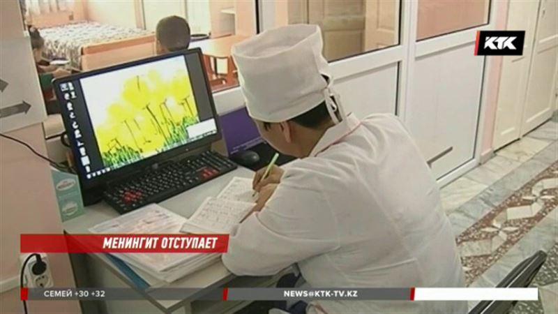 Жандарбек Бекшин: «Заболеваемость пошла на спад»