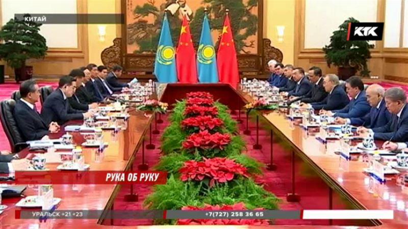 Казахстан и Китай: долгосрочное сотрудничество