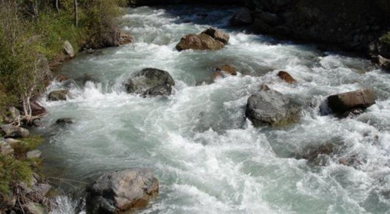 Российский турист утонул в горной реке Алматинской области
