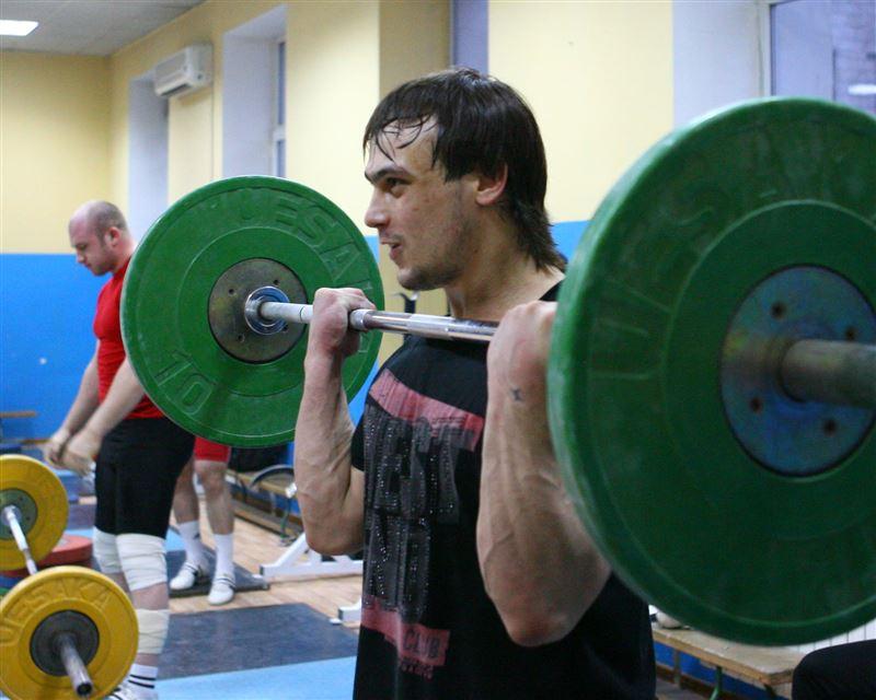 Илья Ильин үлкен спортқа қайтып оралды