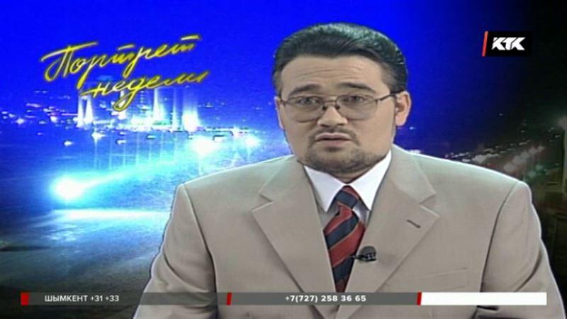 Ушел из жизни казахстанский журналист Сергей Волков