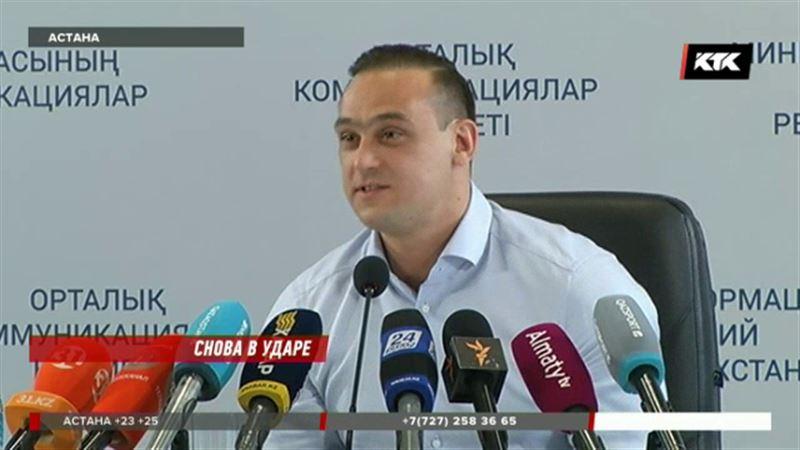 Илья Ильин объявил о своём возвращении