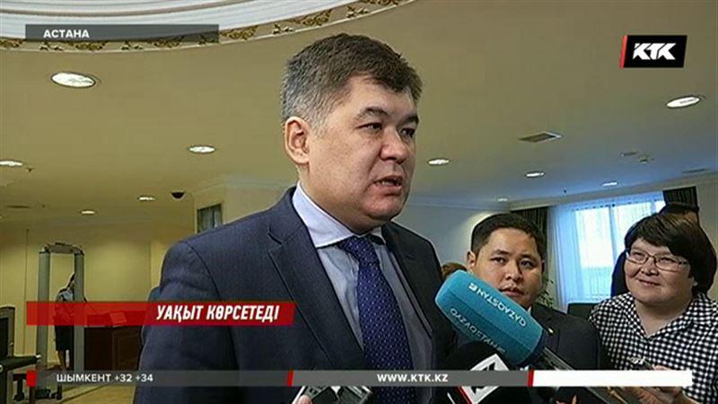 Біртанов Қаскелеңдегі аурухананы әкімдік жөндемесе сотпен жаптырып тынбақ