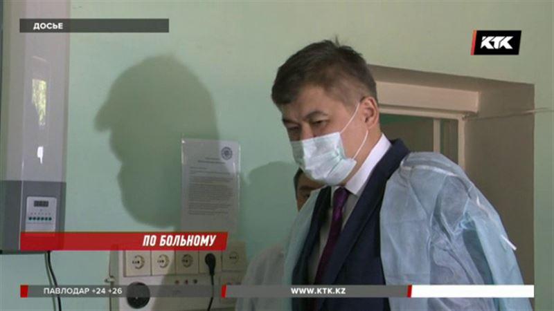 Министр подаст в суд, если не закроют каскеленскую больницу