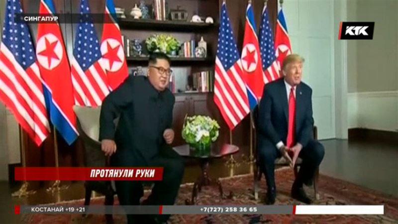 Трампу удалось обезоружить Ким Чен Ына