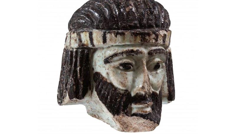 В Израиле археологи нашли голову статуэтки библейского царя