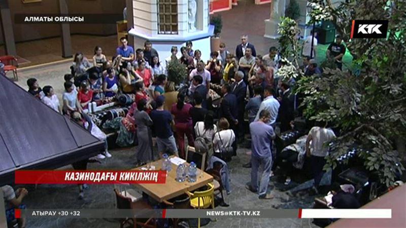 Алматы облысында жалақы алмаған жұмысшылар аштық жариялады