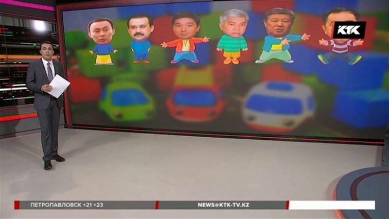 Карим, Асылжан и Байбек – имена каких политиков в моде у казахстанцев