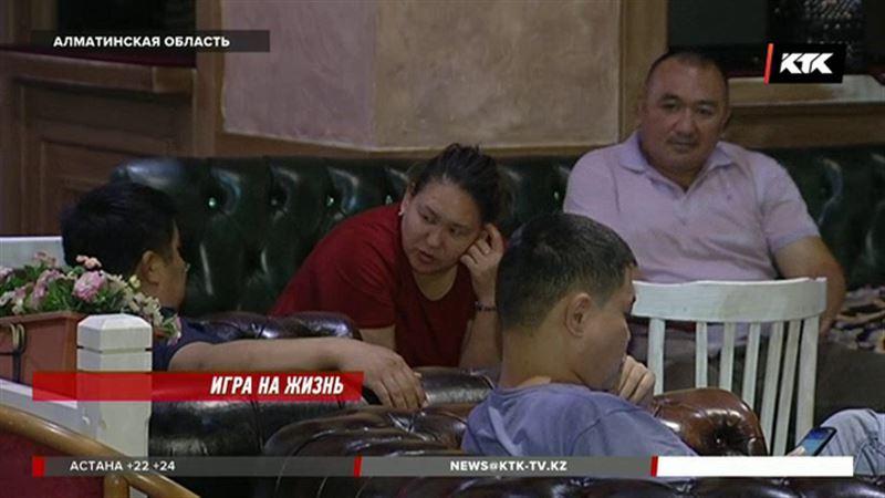 Голодовку объявили сотрудники казино в Алматинской области