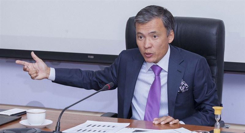 Танымал банкир Жомарт Ертаев мәлімдеме жасады