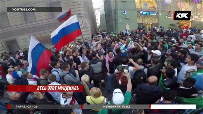 Казахстанцы выкупили на мундиаль 6 тысяч билетов