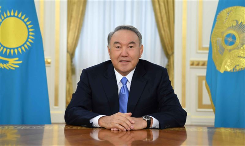 Президент Казахстана Нурсултан Назарбаев поздравил казахстанцев с праздником Ораза айт