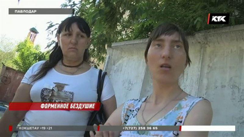 Полицейские издевались над душевнобольной дочерью, заявляет жительница Павлодара