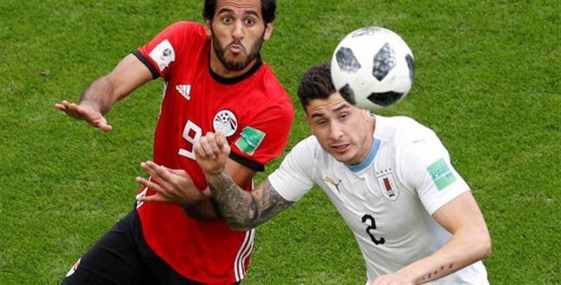 ӘЧ-2018: Уругвай құрамасы Египетті соңғы минутта сан соқтырды