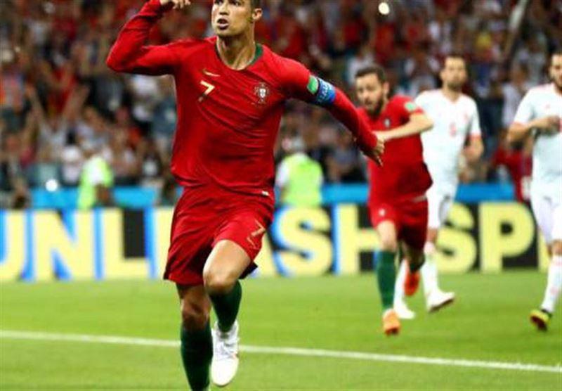 Роналду хет-трик жасаған ойында Португалия Испаниямен тең түсті