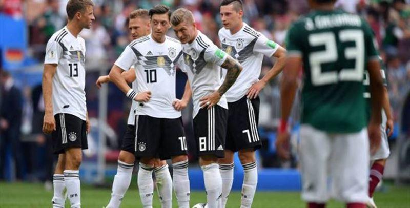 ВИДЕО: Мексика құрамасы әлем чемпиондарын ұтты