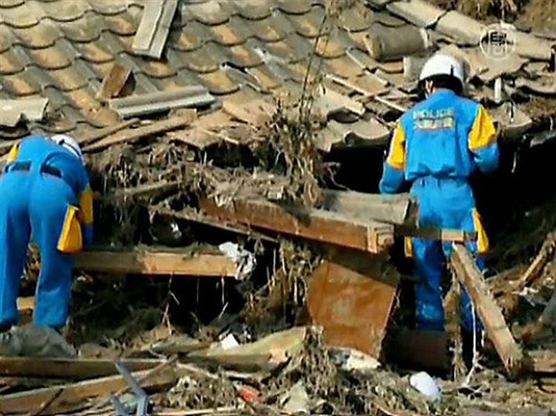 В Японии произошло мощное землетрясение, есть жертвы