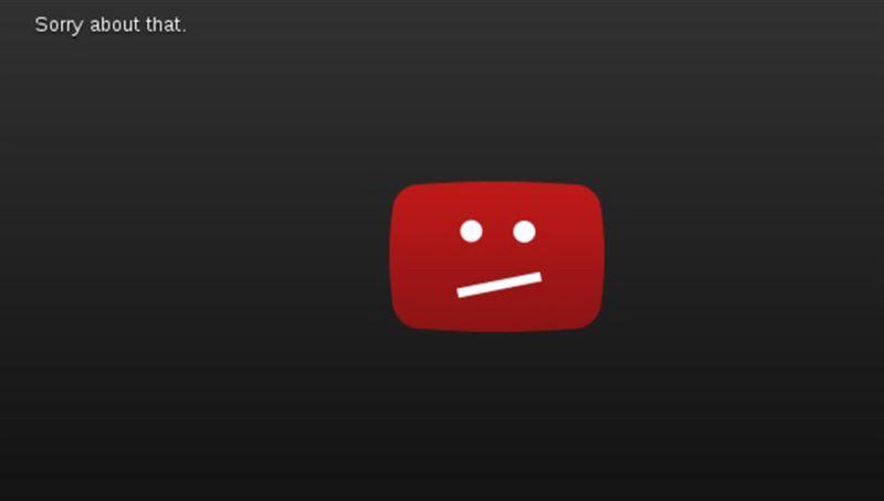 Сбои в работе YouTube зафиксированы по всему миру