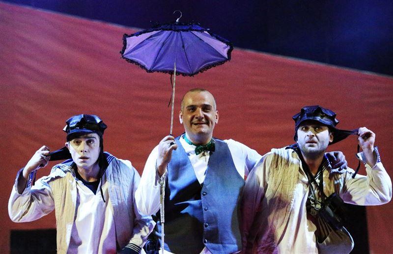 Впервые в Алматы пройдут гастроли Грузинского государственного театра имени Шота Руставели