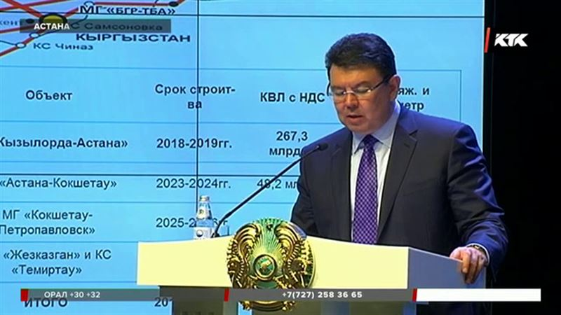 Бозымбаев Астанада газдың  бағасы қанша болатынын айтты