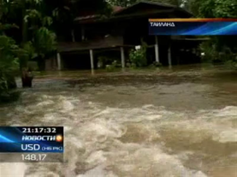 Таиланд вновь накрыла большая вода
