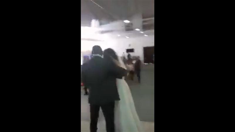 Любовница пришла на свадьбу в платье невесты, чтобы отомстить жениху