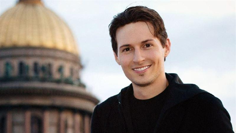 Павел Дуров Қазақстан журналистер одағының сыйлығын иеленді