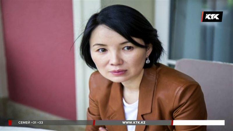 Суд выдал санкцию на арест супруги банкира Жомарта Ертаева