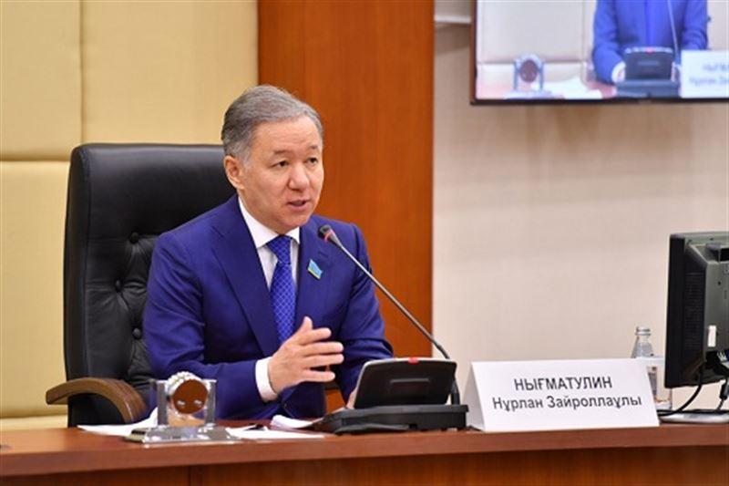 В Астане 29 июня состоится совместное заседание палат Парламента РК