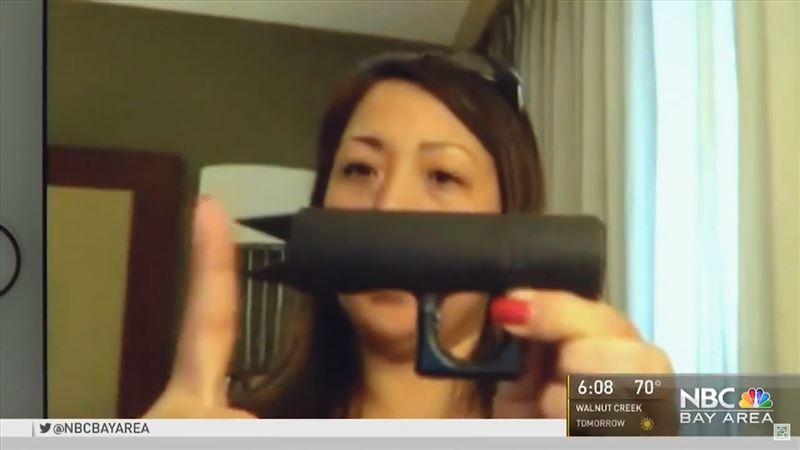 Женщина с оружием в сумочке прошла все пункты досмотра в аэропорту