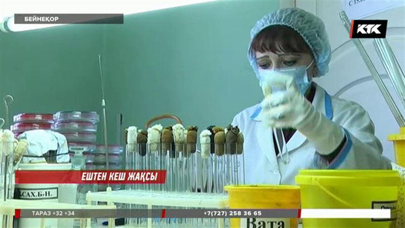 Елімізде менингококтық инфекцияға қарсы балабақшалар жаппай тексерілуі мүмкін
