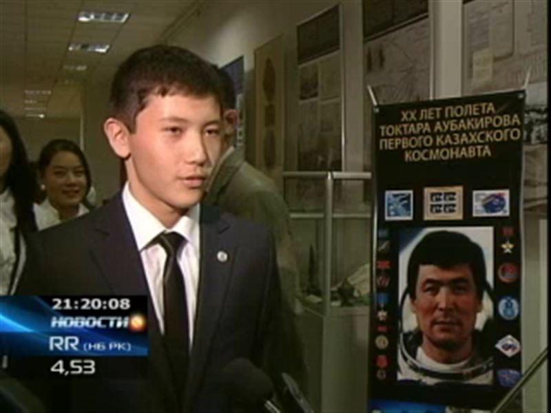 В Алматы открылась уникальная экспозиция шестнадцатилетнего коллекционера